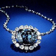 JOSEPH GREGORY: The Hope Diamond-and its Deadly Curse ...